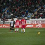 San Dimitrievski dóna l'empat a Almeria a l'últim suspir en aturar un penal