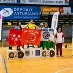 Èlia Canales, campiona d'Espanya de Tir amb arc per tercera vegada consecutiva