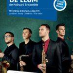 Quartet de saxos aquest divendres a l'Auditori Josep Carreras de Vila-seca
