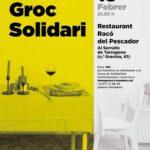 Òmnium prepara un 'Sopar Groc Solidari' pel proper dia 15