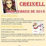 Creixell ja es prepara per a la Rua Infantil i la gran Rua de Carnaval del dia 10