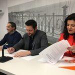 Rubén Viñuales (Cs) denuncia la «precarietat dels recursos de la Guàrdia Urbana»