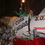 Prades es tenyeix de colors amb el Carnaval