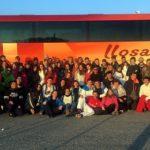 Més d'una seixantena de joves participen a l'esquiada del TRAC