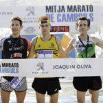 Albert Moreno i Mireia Sosa s'imposen a la Mitja Marató de Cambrils