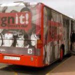 Divendres es posa en marxa el servei de parada intermèdia al bus nocturn