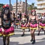 Galeria fotogràfica de la disbauxa carnavalera a Torredembarra