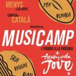 Les JERC Camp de Tarragona recuperen el Concurs MusiCamp 2018