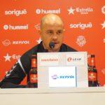 Nano Rivas dóna la fórmula contra l'Alcorcón: «Controlar el nostre rendiment»