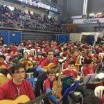 L'Escola de Música participa d'una nova Trobada multitudinària per celebrar els 25 anys de l'ACEM