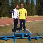 Anton Forniés (CA Tarragona), sots campió d'Espanya de javelina