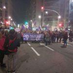 Més de 7.000 persones converteixen en un èxit la manifestació unitària de Tarragona del 8-M