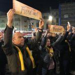CCOO de Catalunya demana al Tribunal Suprem que deixi en llibertat els líders independentistes