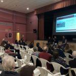 Presentat als comerciants i veïnat el projecte de renovació de l'avinguda Barcelona