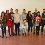 Vilallonga ret una càlida benvinguda als nounats de 2017
