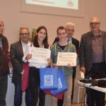 Anna Flores guanya el XIII Premi de Recerca de Batxillerat Sinibald de Mas