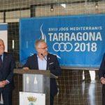 Salou inaugura equipaments esportius de qualitat que van més enllà dels Jocs Mediterranis