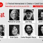 El FIC-CAT presenta els jurats de l'onzena edició