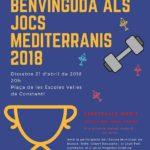 Constantí donarà la benvinguda als Jocs Mediterranis amb un espectacle de teatre, música i dansa