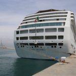 El Port de Tarragona obre una nova zona de recepció de creueristes
