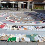 Vila-seca tornarà a ser per Sant Jordi la capital de l'art efímer del món del llibre