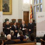 Reus se sotmet durant tres dies a l'escrutini del comitè avaluador de les candidatures a Ciutat Europea de l'Esport 2019