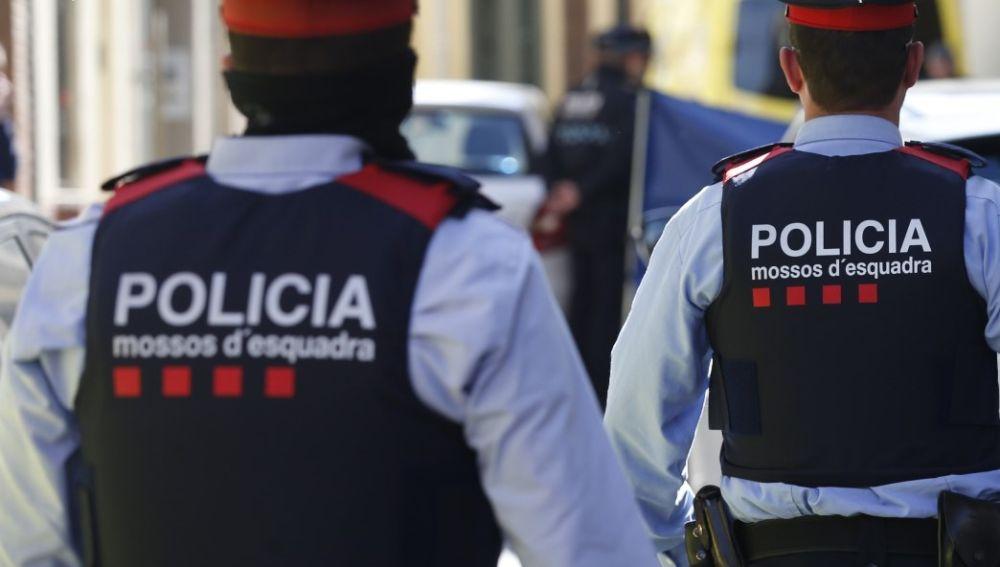Els Mossos detenen dos homes a Reus per robatori amb força