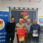 La Copa Espanya júnior de ciclisme arriba a la Canonja amb el Trofeu 15 d'abril