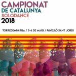 Arriba a Torredembarra el Campionat de Catalunya de Patinatge Artístic Solo Dance
