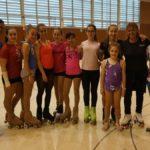 Lurdes Beltran: «Fa més de 30 anys que entreno el Club Patí Constantí»