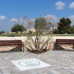 Altafulla millora l'entorn de la zona verda de davant el Castell