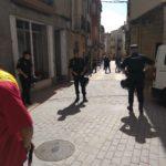 Desplegament policial a Cornudella per escorcollar l'habitatge de Víctor Terradellas