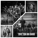La TGN Big Band & Paula Domínguez presentaran al Teatre Tarragona el seu nou disc '75 anys de Serrat'