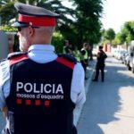 Els Mossos d'Esquadra detenen un home a Tarragona per conducció temerària