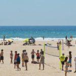 Arriben a Torredembarra les Jornades esportives a la platja