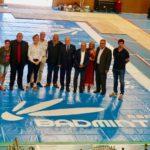 El bàdminton planteja una escola formativa en la seva inauguració al Morell