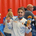 Atenery Hernández, plata en 53kg d'halterofília