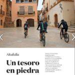 L'edició 29 de la revista Club + Renfe escull Altafulla per promocionar els Jocs