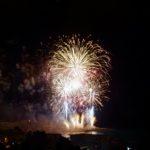 Pirotecnia Xaraiva conquereix el públic amb novedoses explosions