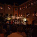 L'acte social Concert de les Espelmes torna a Riudecanyes