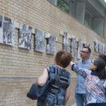 S'inaugura una exposició fotogràfica que reviu el Constantí del segle XX
