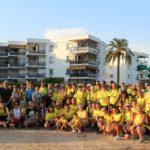 Més de 100 caminadors participen a la XV Caminada Popular de Creixell