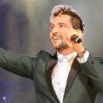 David Bisbal protagonitza aquest dissabte un dels grans concerts del festival de Cambrils
