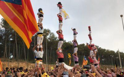 L'alcalde es mostra satisfet pel consens amb les colles castelleres en l'àmbit pressupostari