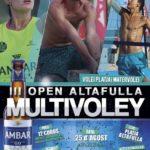 Altafulla acull dissabte el 3r Open Multivoley amb sis pistes de vòlei i dues piscines de watervoley