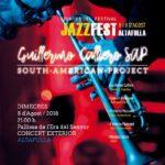 El JazzFest presentarà de forma inèdita a Altafulla el so postindustrial de ((Seismic)), del trompetista Ivan Sáez