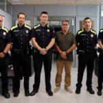 La Policia Local de Roda incorpora quatre nous agents interins