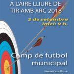 Constantí acollirà aquest diumenge el Campionat de Catalunya de Tir amb Arc a l'aire lliure