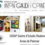 El CERAP busca creadors del seu nou web i del logotip pel 40è aniversari