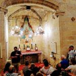 Vimbodí i Poblet redescobreix l'altar de Jujol de l'església